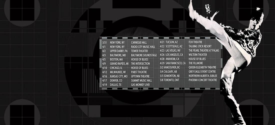 USA / CANADA TOUR